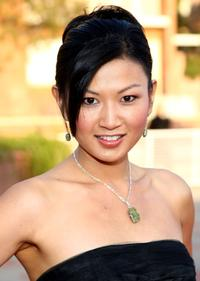 Michelle Krusiec at the 2008 JCPenney Asian Excellence Awards.