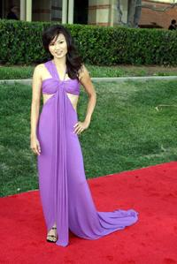 Michelle Krusiec at the 2007 AZN Asian Excellence Awards.