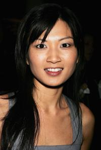 Michelle Krusiec at the afterparty of the Los Angeles premiere of