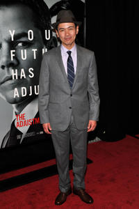Joel de la Fuente at the New York premiere of