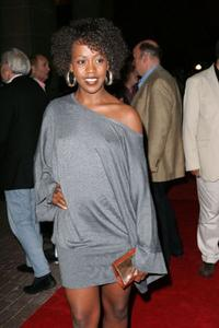 Rukiya Bernard at the Toronto International Film Festival.