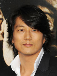 Kang Sung at the New York premiere of