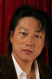 Kang Sung at the 2005 Sundance Film Festival.