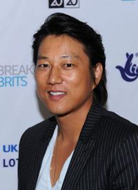 Kang Sung at the Breakthrough Brit Week.