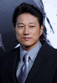 Kang Sung at the premiere of