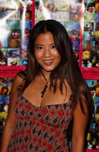 Karin Anna Cheung at the gala premiere party of