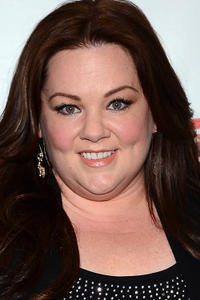 Melissa McCarthy at CinemaCon in Las Vegas.