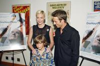 Dylan Smith, Connie Nielsen and Michael Vartan at the premiere of