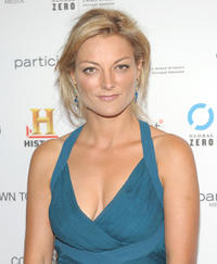 Lucy Walker at the premiere of