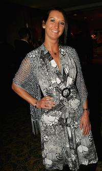 Layne Beachley at the Jeans For Genes Celebrity Auction.