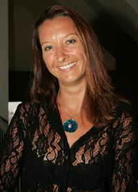 Layne Beachley at the relaunch for the 10 Years of Vive Magazine.