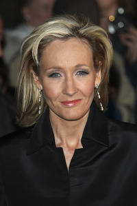 J.K. Rowling at the Pride of Britain Awards 2007.