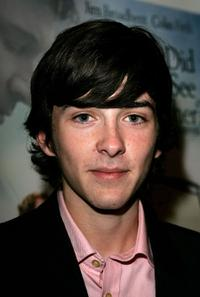 Matthew Beard at the private screening of
