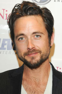 Justin Chatwin at the Los Angeles premiere of