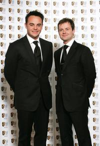 Anthony McPartlin and Declan Donnelly at the British Academy Television Awards.