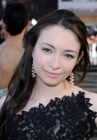 Jodelle Ferland at the premiere of