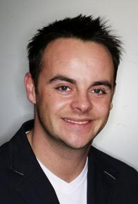 Ant McPartlin at the promotion of