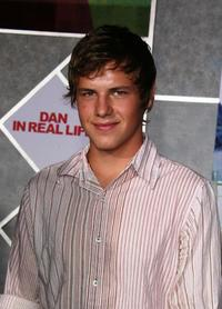 Kevin Schmidt at the premiere of