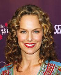 Melora Hardin at the launch of