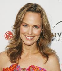 Melora Hardin at the Universal Media Studios Emmy Party.