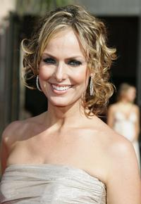 Melora Hardin at the 58th Annual Primetime Emmy Awards.