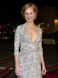 Melora Hardin at the Los Angeles industry screening of
