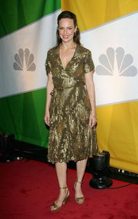 Melora Hardin at the NBC Primetime Preview 2006-2007.