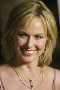 Melora Hardin at the premiere of