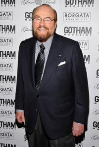 James Lipton at the Gotham Magazine's 8th Annual Gala.