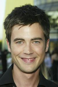 Matt Long at the WB Network's 2004 All Star Summer Party.