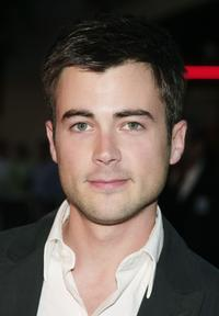 Matt Long at the premiere of