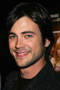 Matt Long at the Hollywood premiere of
