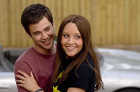Matt Long and Amanda Bynes in