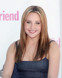 Amanda Bynes at the