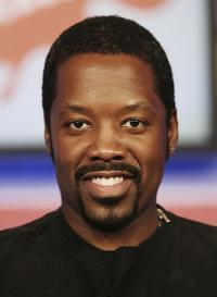 Kadeem Hardison at the 2006 Summer Television Critics Association Press Tour.