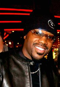 Kadeem Hardison at the premiere of