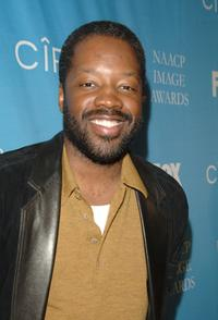 Kadeem Hardison at the 38th NAACP Image Awards nominees luncheon.