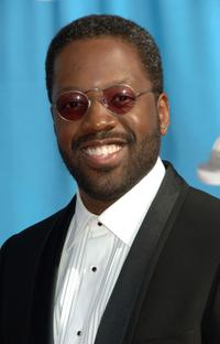 Kadeem Hardison at the 38th annual NAACP Image Awards.