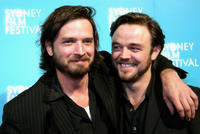 Tom Budge and Matthew Newton at the Opening Night Gala of
