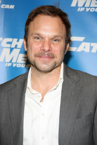 Norbert Leo Butz at the Broadway Rehearsal Sneak Peek of