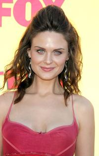 Emily Deschanel at the 8th Annual Teen Choice Awards.