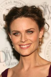 Emily Deschanel at the 14th Annual Diversity Awards.