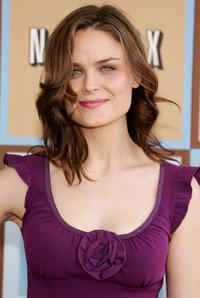 Emily Deschanel at the Film Independent's 2006 Independent Spirit Awards.