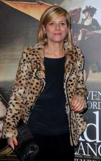 Marina Fois at the premiere of