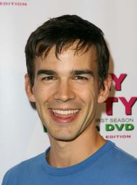 Christopher Gorham at the DVD Launch of