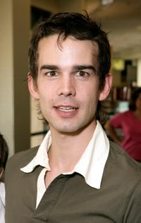 Christopher Gorham at the Henery Winkler's book signing.