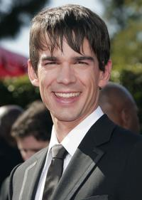 Christopher Gorham at the 59th Annual Primetime Emmy Awards.