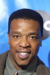 Russell Hornsby at the Disney / ABC Television Group All Star Party.