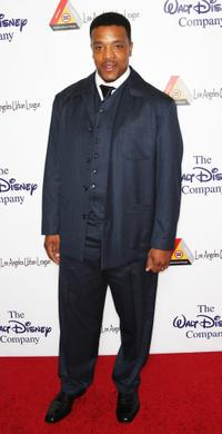 Russell Hornsby at the 36th Annual Whitney M. Young, Jr. Awards Dinner.