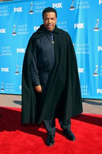 Russell Hornsby at the 39th NAACP Image Awards.